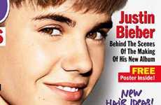 Justin Bieber en Seventeen habla de sus citas con Selena Gomez