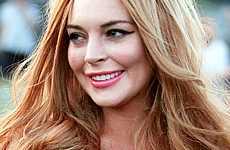 OFICIAL! Lindsay Lohan será Elizabeth Taylor en la biopic Liz & Dick