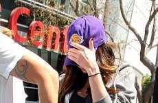 Megan Fox con Brian en el juego de los Lakers – Siguen los Rumores!!
