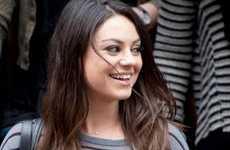 Mila Kunis: reportes de que sale con Ashton son ABSURDOS!