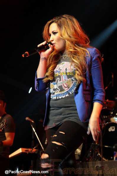 Demi Lovato a punto de ser Juez de X-Factor?