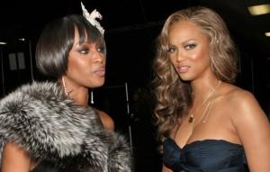 Naomi Campbell tendra un show de modelos - The Face