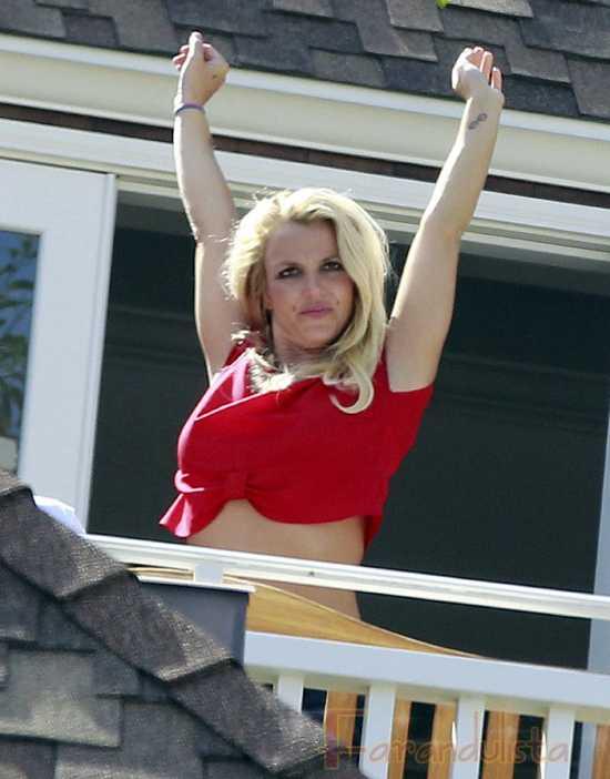 OFICIAL!! Britney Spears firma trato con X-Factor! [Fuentes]