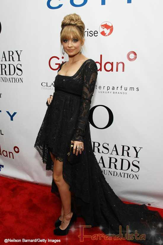 Nicole Richie en los 40th Annual Fifi Awards