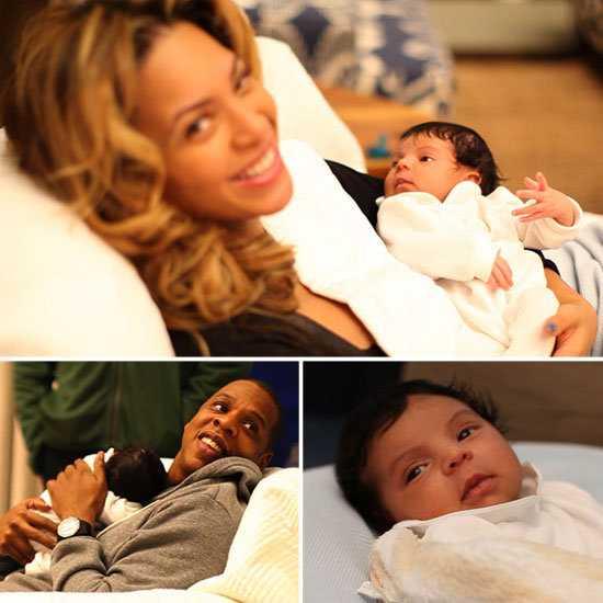 Así se preparó Beyonce para el nacimiento de Blue Ivy...