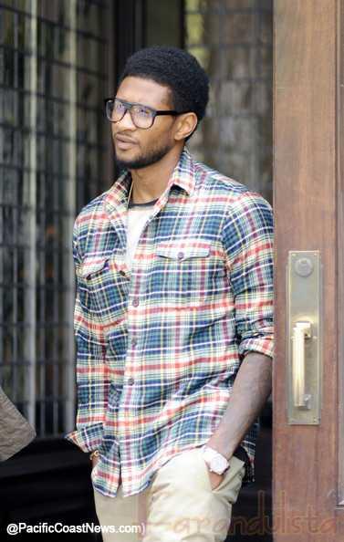 Usher testifica que su ex esposa atacó y escupió a su novia