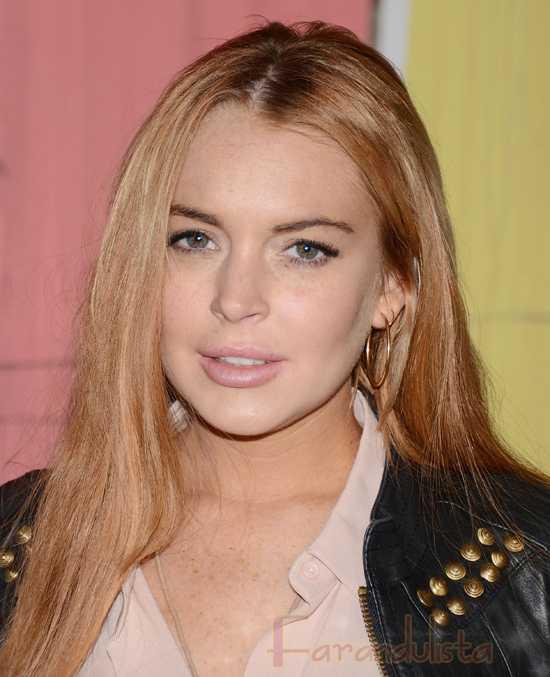 Lindsay Lohan estaba high cuando filmó SNL