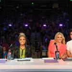 X-Factor Audiciones en Texas - Llegada, Pics!