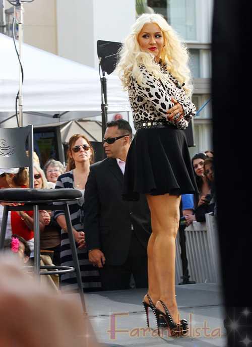 Christina Aguilera estaba enamorada de Tony Lucca! WTF? LOL!