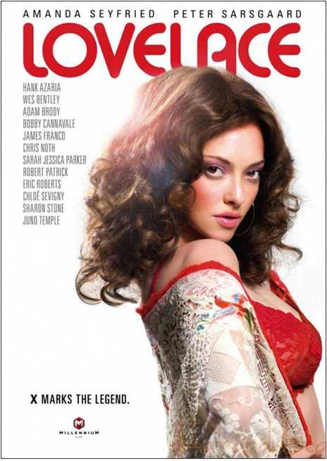 Vean a Amanda Seyfried como Linda Lovelace