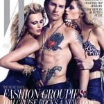 Tom Cruise [Stacee Jaxx - Guitar Hero] W Magazine