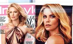 Charlize Theron InStyle magazine [Junio 2012]