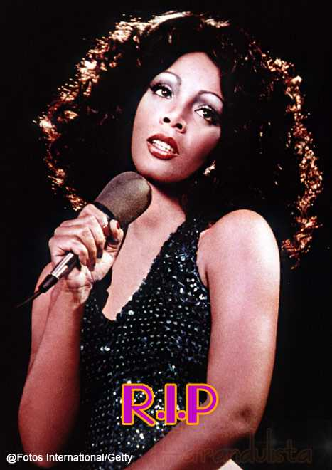 The Queen of Disco is gone! Donna Summer muere a los 63
