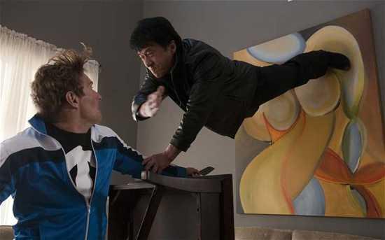 Jackie Chan se retira de las películas de accion