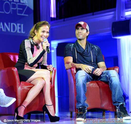 Jennifer Lopez y Enrique Iglesias - Quien es el primero?