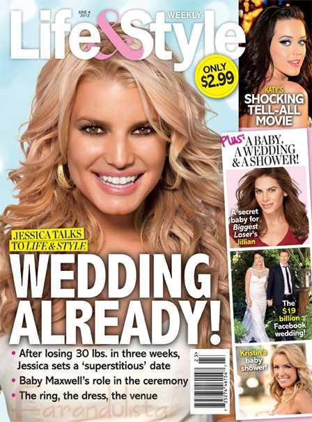 Jessica Simpson ya tiene fecha para su boda! [Life&Style]