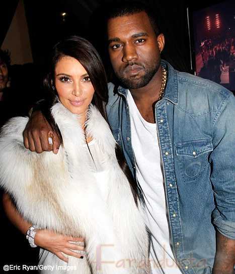 Kim Kardashian y Kanye West ya hablan de matrimonio!!
