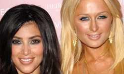 Kim Kardashian y Paris Hilton, amigas de nuevo??