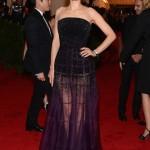 Celebs en la Gala del Metropolitan Museum of Art Costume Institute 2012