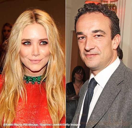 Mary Kate Olsen saliendo con Olivier Sarkozy?