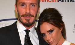 David & Victoria Beckham en el 27th Anniversary Sports Spectacular