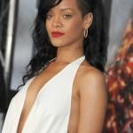 Rihanna en la Premier de Battleship en Los Angeles