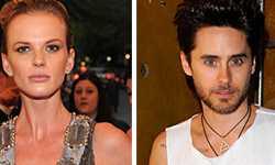 La ex de Adam Levine, Anne V saliendo con Jared Leto?