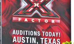 X-Factor Audiciones en Texas – Llegada, Pics!