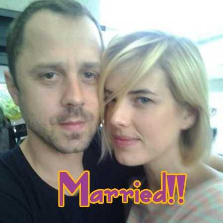 Agyness Deyn y Giovanni Ribisi se casaron!