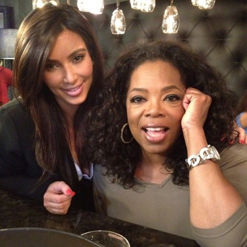 Oprah Winfrey aparecerá en Keeping Up With The Kardashians