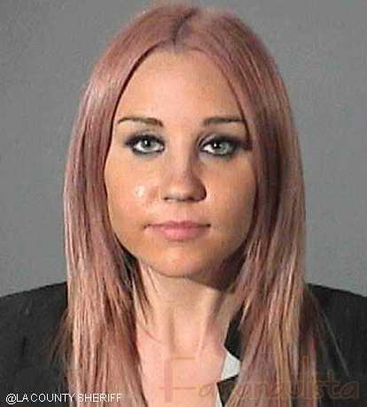 Amanda Bynes acusada de manejar bajo influencia