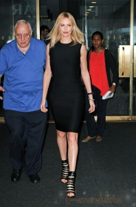 Charlize Theron en Today Show - Perfection!