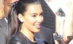 Oopssy!! A Kim Kardashian se le explota el vestido! LOL!