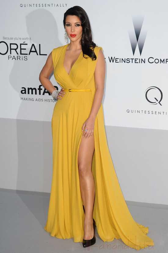 Kim Kardashian sabe de donde viene su fama