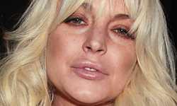 Lindsay Lohan le mintió a la policia – Naaah!