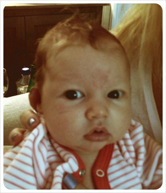 Jessica Simpson publica foto de Maxwell Drew en Twitter