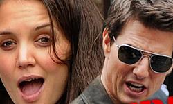 OMG!! Katie Holmes se divorcia de Tom Cruise!!!