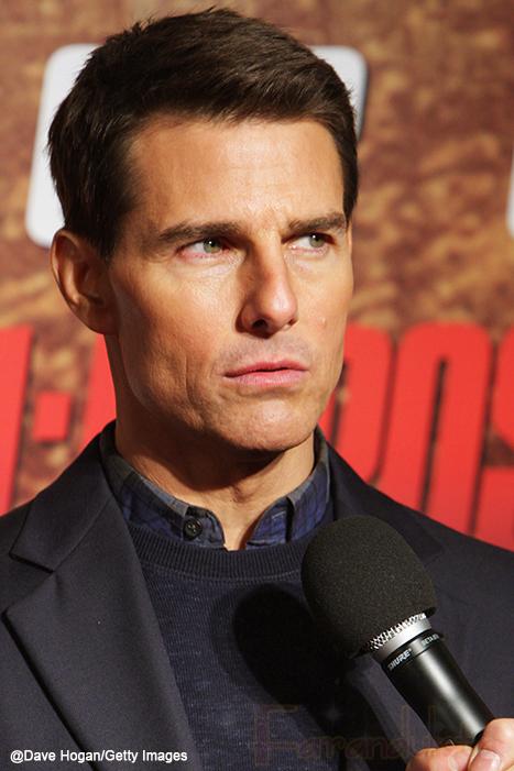 Tom Cruise en crisis - Major Crisis mode!