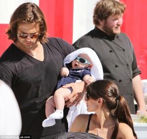 Jared Padalecki con su familia - CUTE!!!