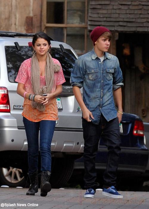 Selena Gomez se prepara para dejar a Justin Bieber?