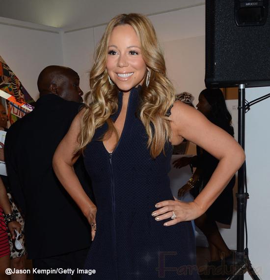 Mariah Carey es la nueva Juez de American Idol!!!