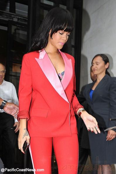 Rihanna a punto de un colpaso nervioso?