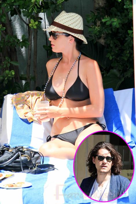 Katy Perry y John Mayer son pareja?