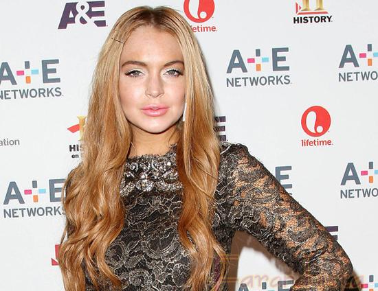 Lindsay Lohan en un nuevo film, The Canyons