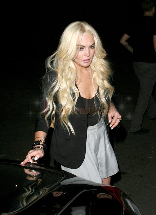 Lindsay Lohan en Scary Movie 5!