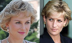 Naomi Watts como La Princesa Diana – WHAT?