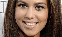 Kourtney Kardashian tuvo a su hija Penelope