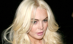 Lindsay Lohan en Scary Movie 5!