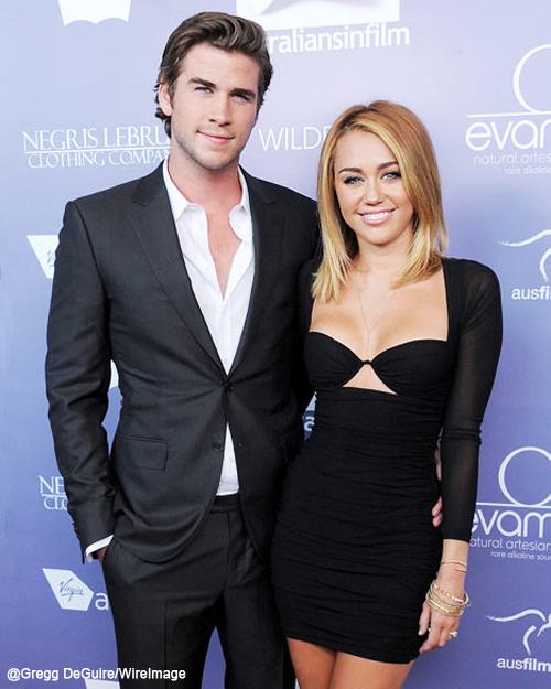 Miley Cyrus quiere tener babies rápido!