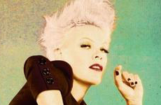 Pink reveló el tracklist de su album The Truth about Love
